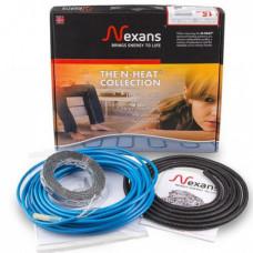 Теплый пол Nexans TXLP / 2R 1250 / 17 двухжильный кабель 7,2-9,1 м2 (72,4 м.)