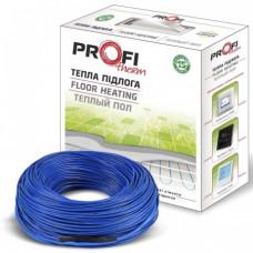 Теплый пол Profiterm 19/630 двужильный кабель 3,3-4,9 м2 (33,0 м)